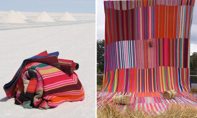 xtant muestra artesanía textil en mallorca