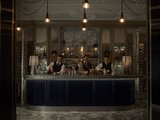 best cocktail bars in the world the connaught london