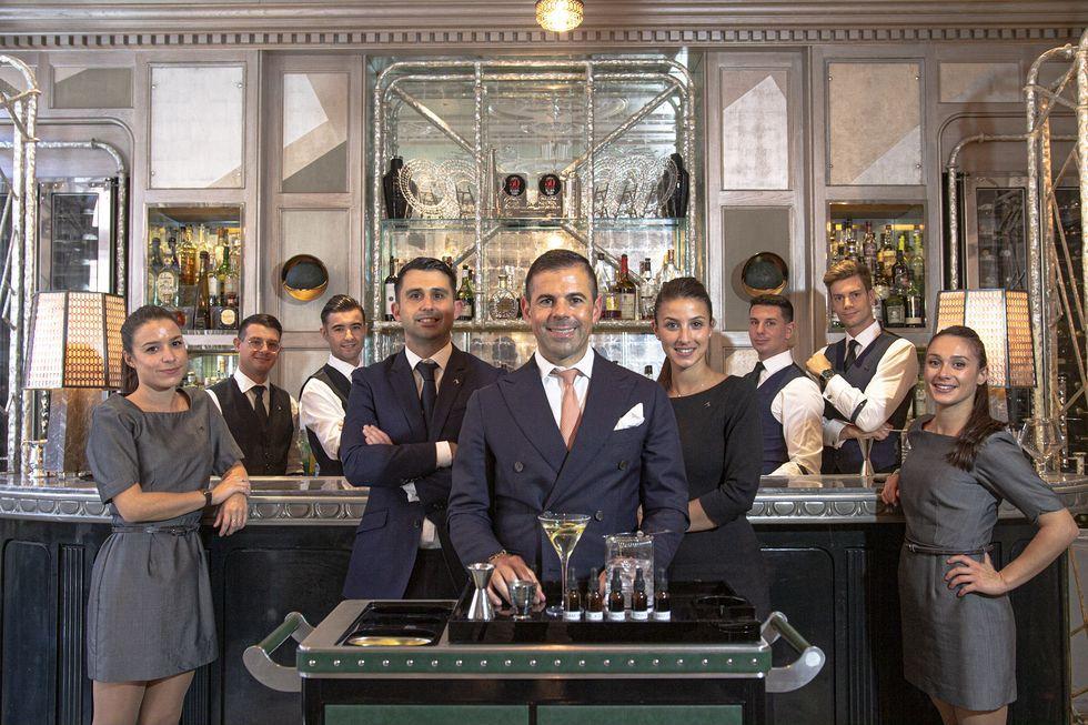 Il miglior bar del mondo è gestito da due italiani