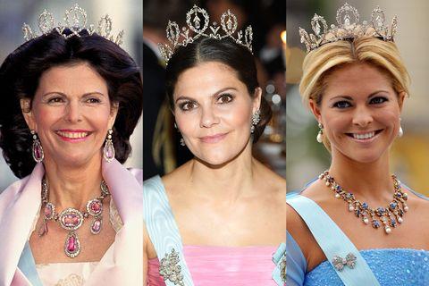 connaught diamond tiara sweden royal family