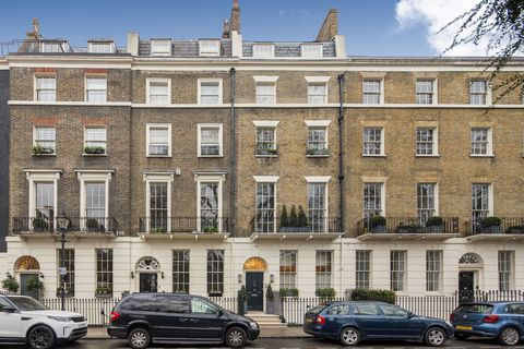 Connaught Square - London - drawing room - Kay and Co