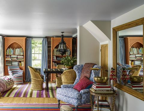 john robshaw s colorful connecticut country house this country