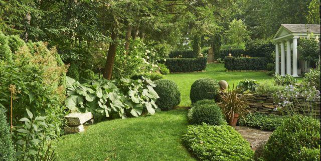 Connecticut Garden Design Ideas - New England Farm