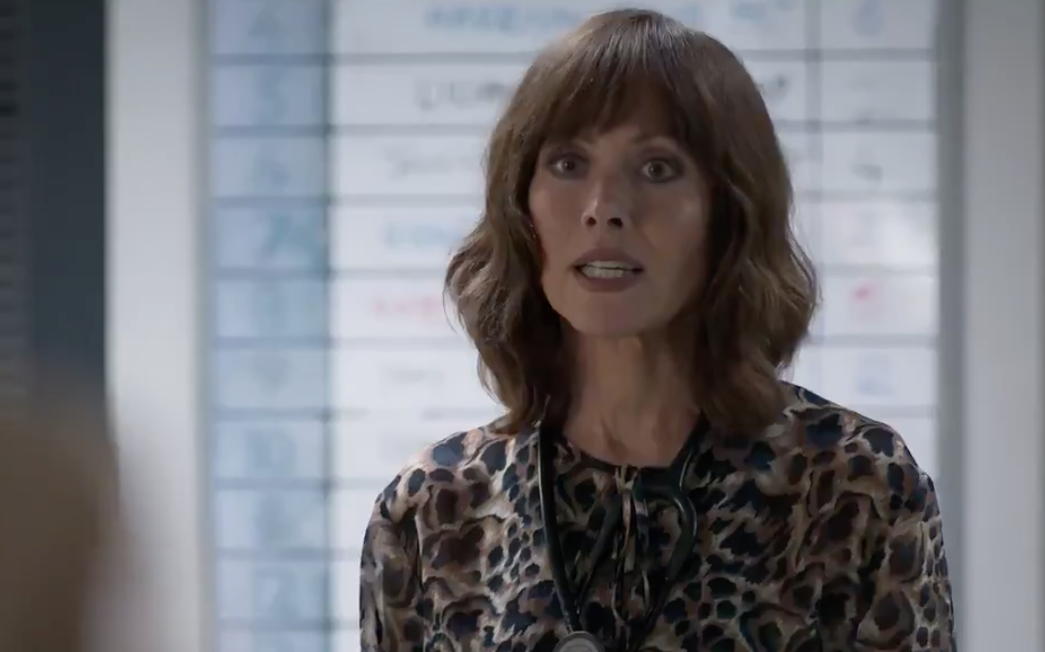Casualty teases Connie Beauchamp's return in new winter trailer