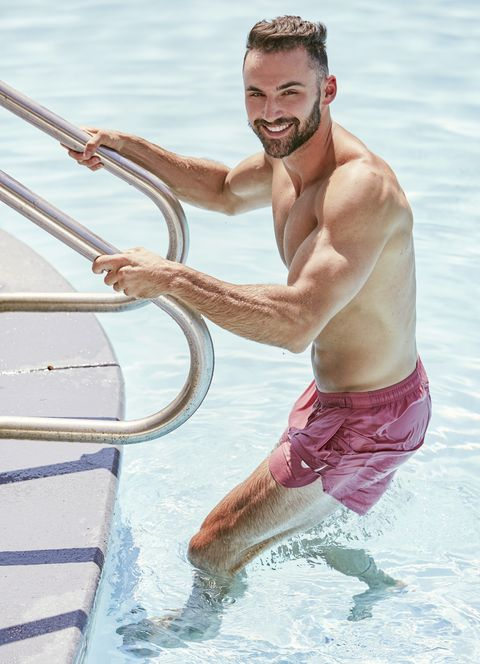Meet Connor Trott, who is looking for love on Love Island this summer.  Eleven sexy singles are ready to mate and meet their match in the special two-hour premiere, Monday, August 24, 800, 1000 a.m., air Sunday Friday 900 1000 a.m., etpt and special two-hour episodes air Saturday 800 1000 p.m. etpt photo Adam Torgersoncbs Entertainment 2020 cbs Broadcasting, Inc. All rights reserved