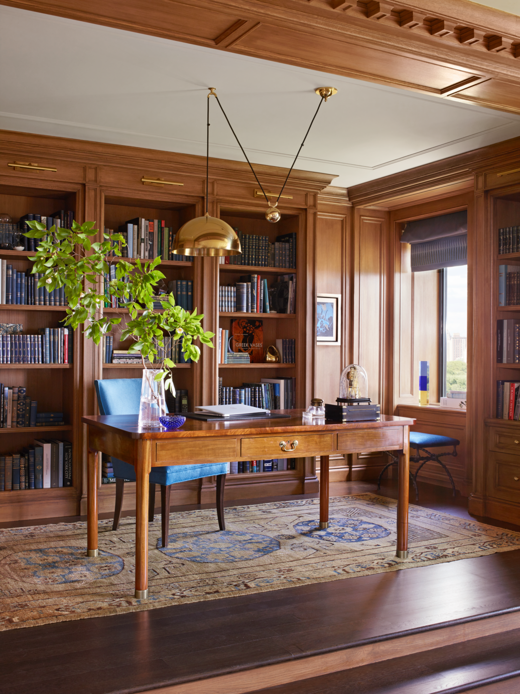 11+ Home Library Design Photos