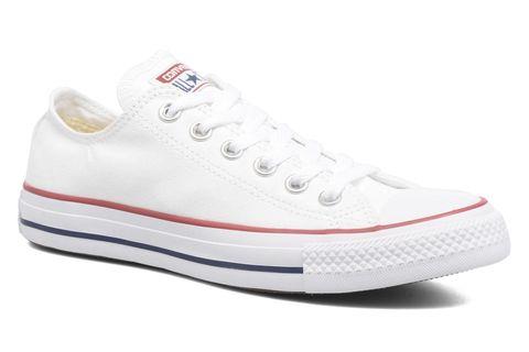 e1a160a9786 Amazon rebaja más del 30% las Converse blancas Chuck Taylor All Star ...