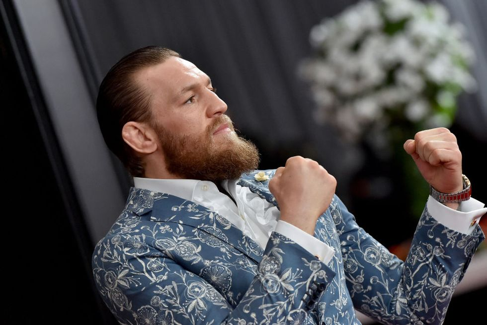 MMA Fighter Conor McGregor Has Once Again Tweeted That He's Retiring thumbnail