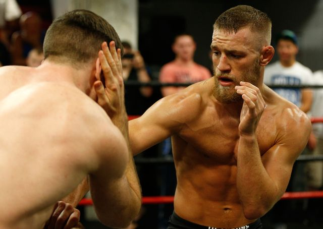 el peleador irlandés de ufc conor mcgregor en una fotografía del año 2013