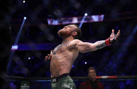 El brutal entrenamiento de Conor McGregor