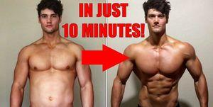 Connor Murphy y su 10 Minute Transformation Challenge