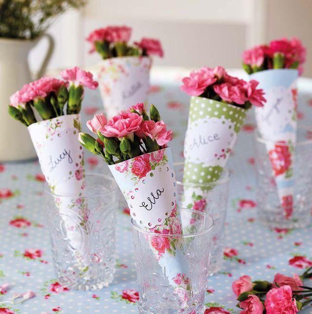 arreglos florales para celebración