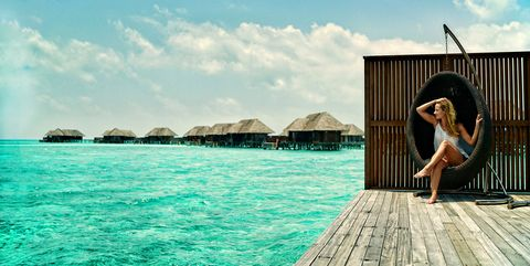 Conrad Maldives Resort Now Offers An Instagram Butler To Help You
