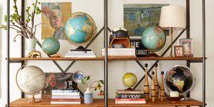 Consejos para decorar una estantería