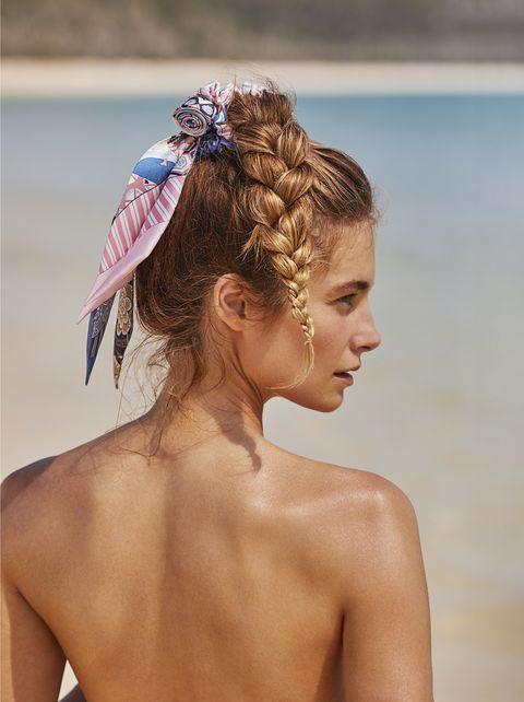 consigli utili vacanze mare estate 2020 fermacapelli hermes