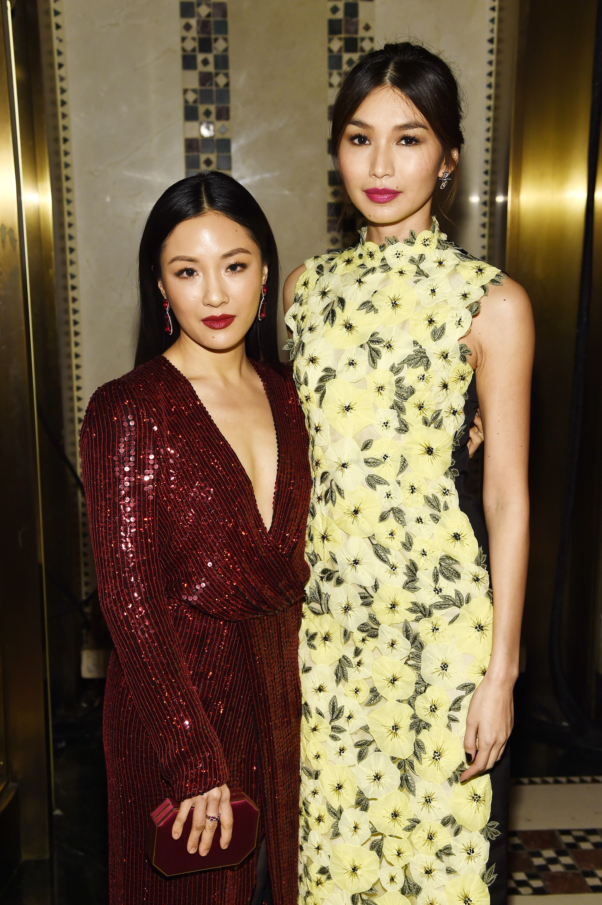 "[UPDATED] Gemma Chan Says That She *Accidentally* Liked That Tweet Calling Co-Star Constance Wu ""Rude, Petty, Mean-Spirited"""