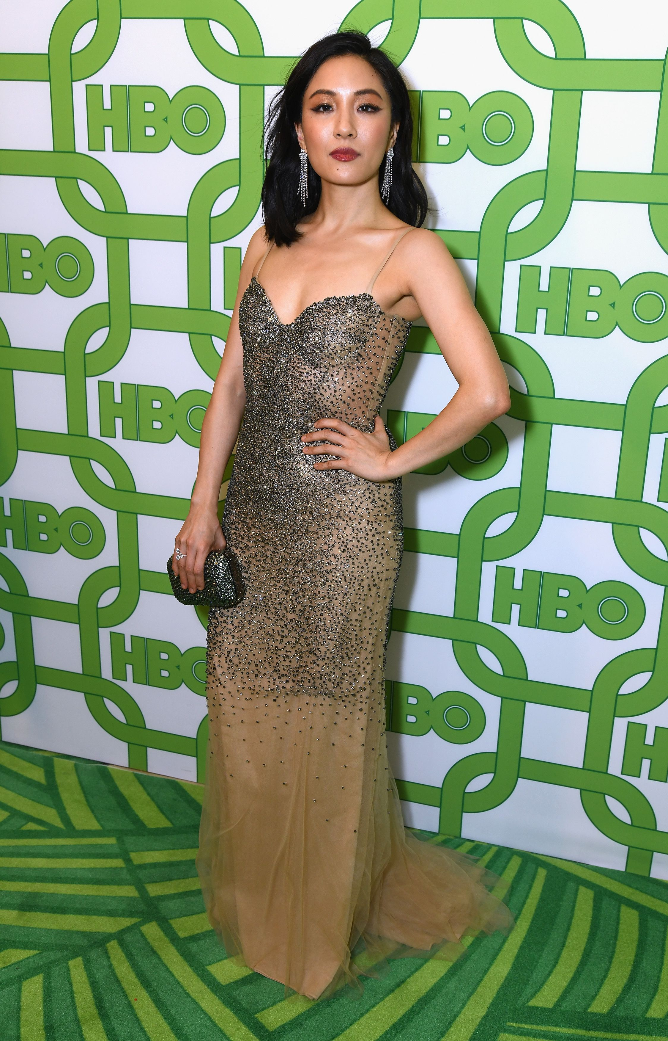 HBO's Official Golden Globe Awards After Party - Inside