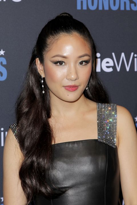 Constance Wu Hair IndieWire Honors 2018