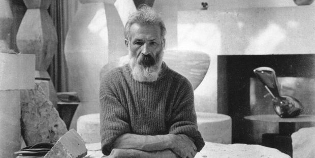 Brâncuși Captures His Sculpture & Life on Film: Watch Rare Footage Shot Between 1923-1939