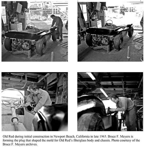 bruce meyers making car