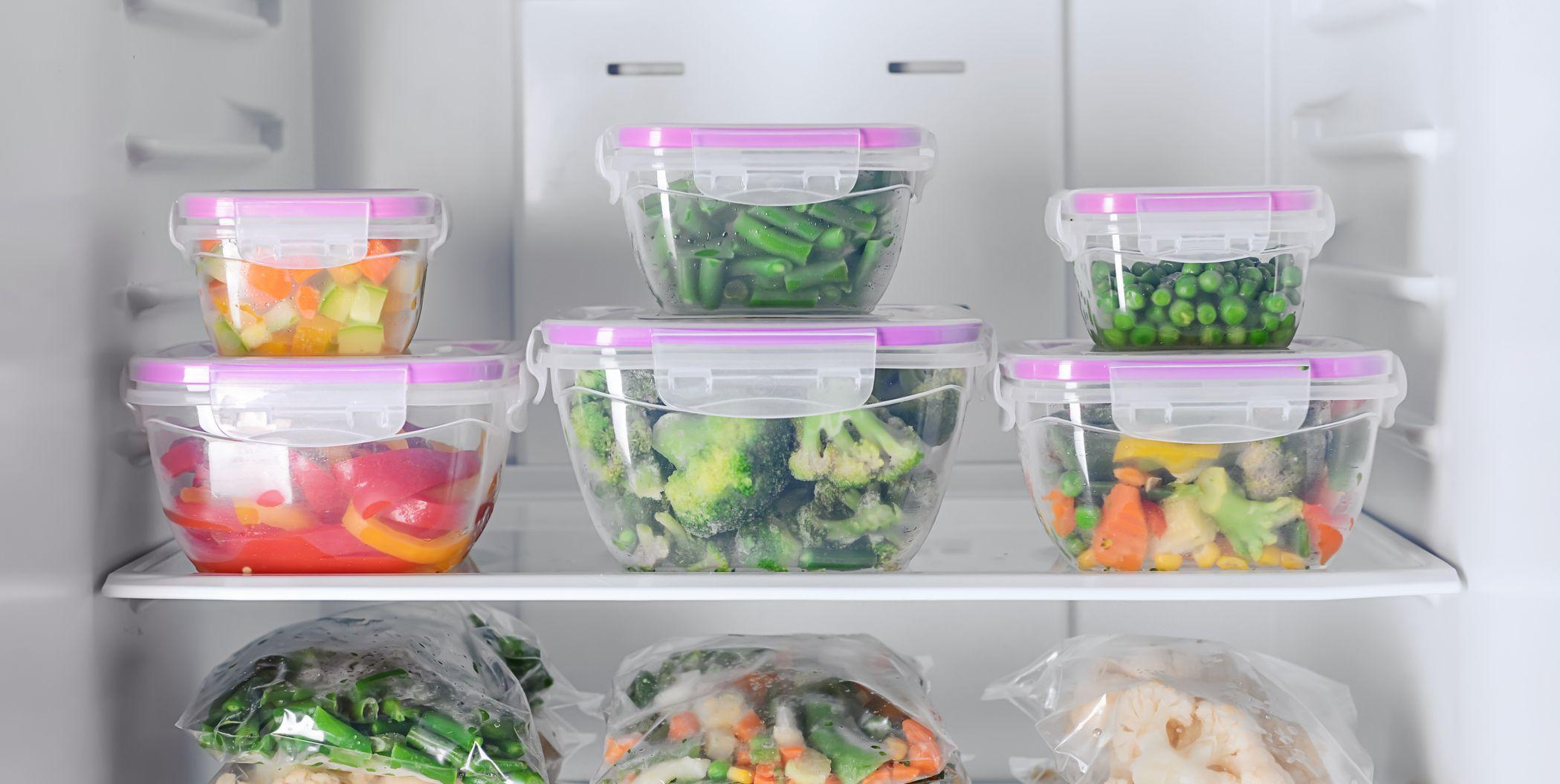 20 Köche enthüllen das Essen, das Sie jederzeit in Ihrem Gefrierschrank aufbewahren können