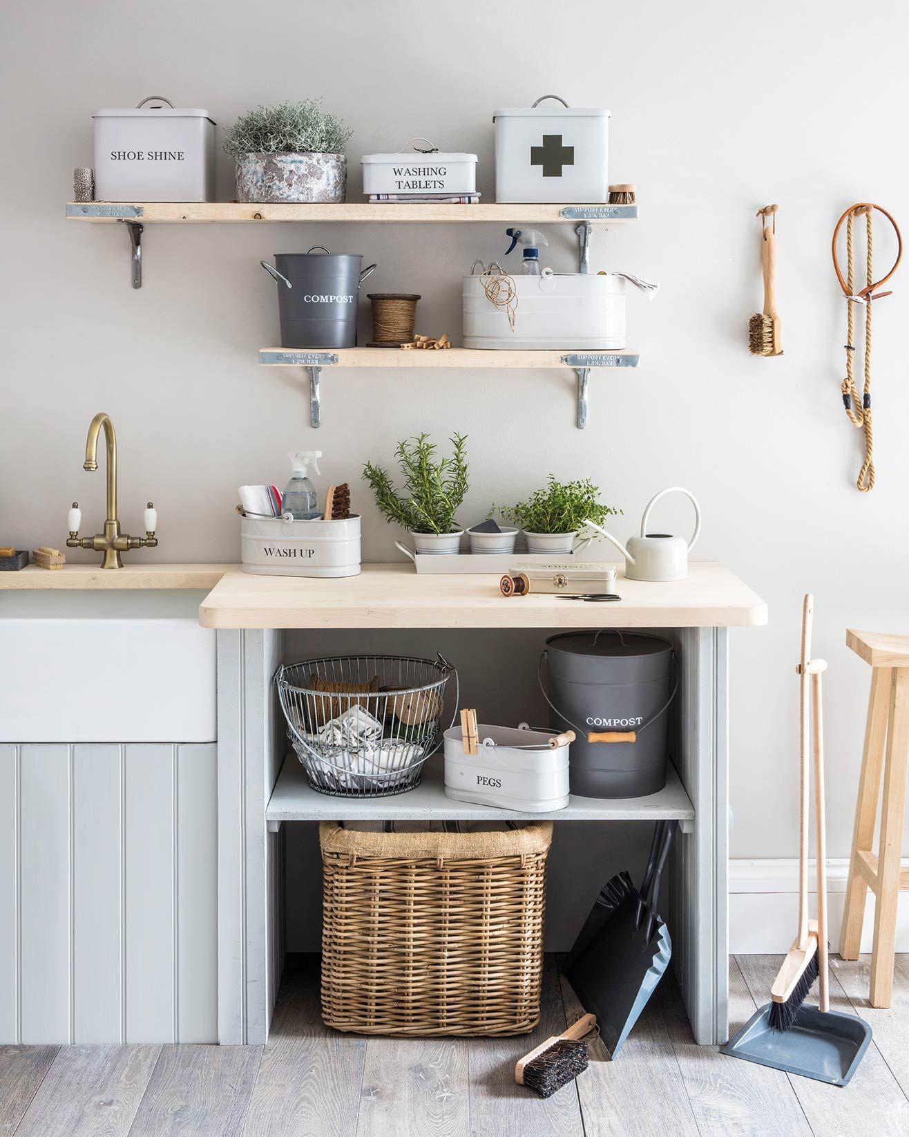 Cocina: artículos limpieza