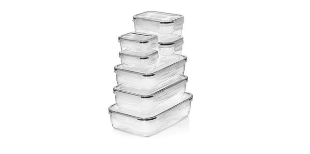 contenitori plastica cibo