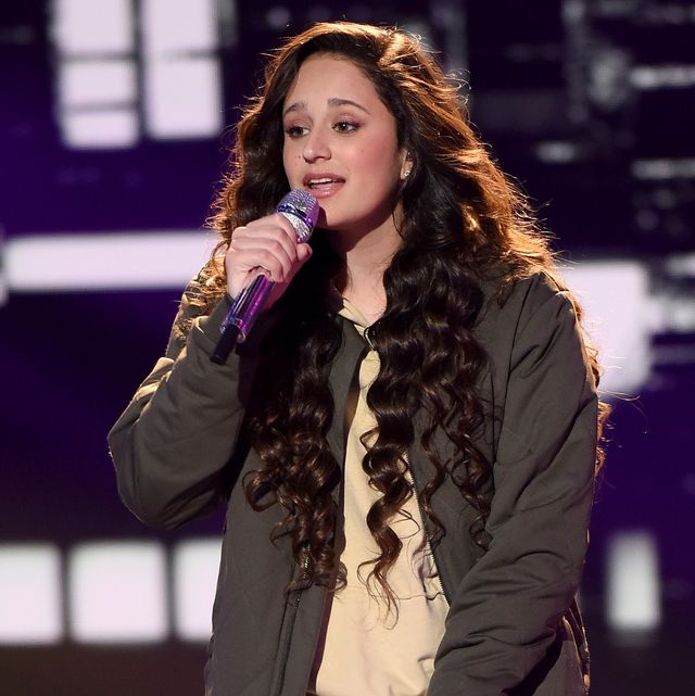 avalon young performing on american idol