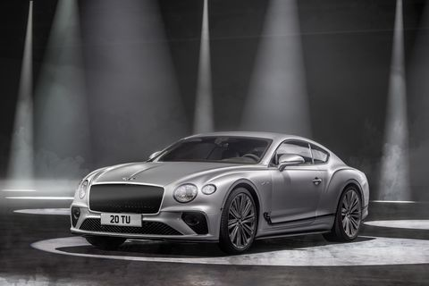 bentley continental gt speed 2022