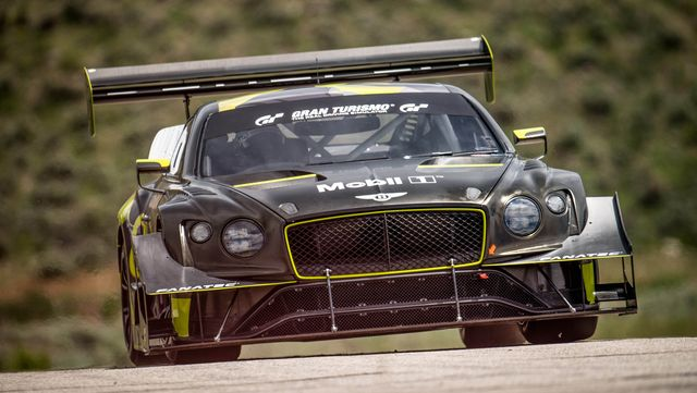 pikes peak bently gt continental