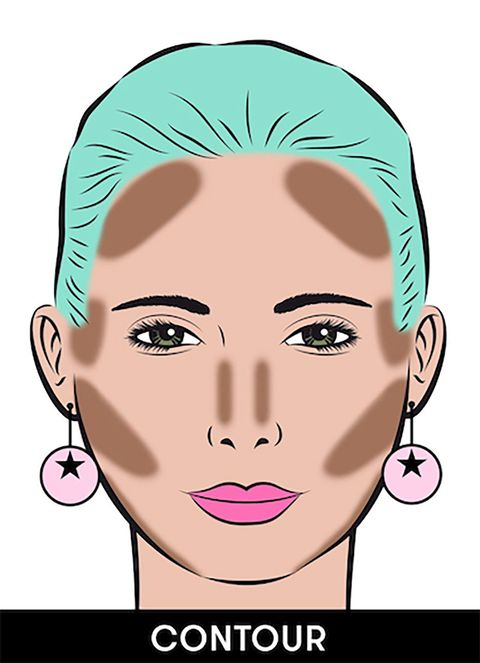 contour illustration