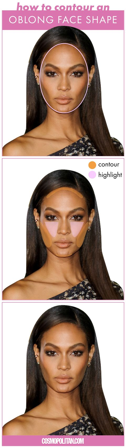 How To Contour For Your Face Shape Best Way To Use Contouring