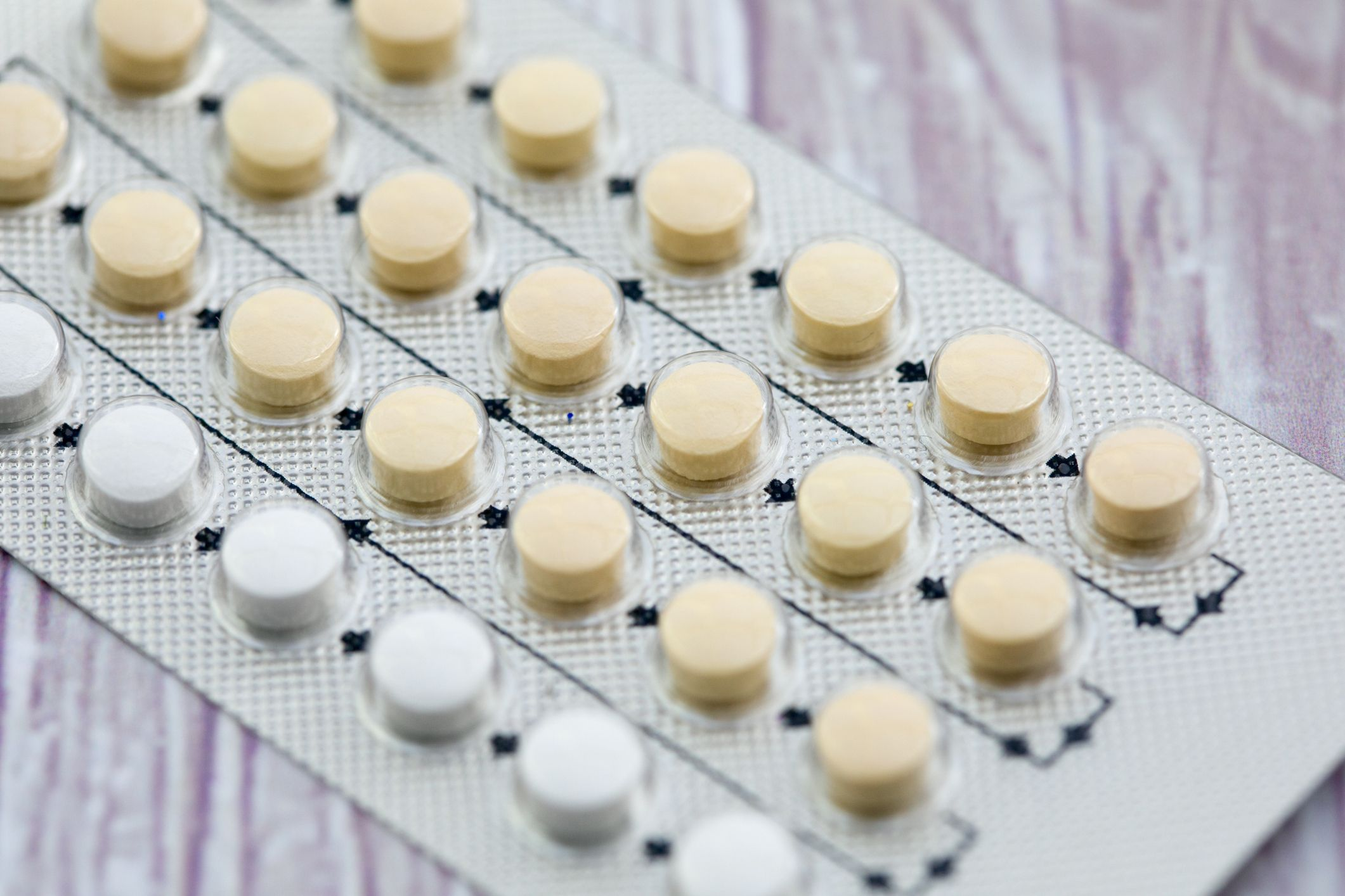is there a birth control pill that helps you lose weight