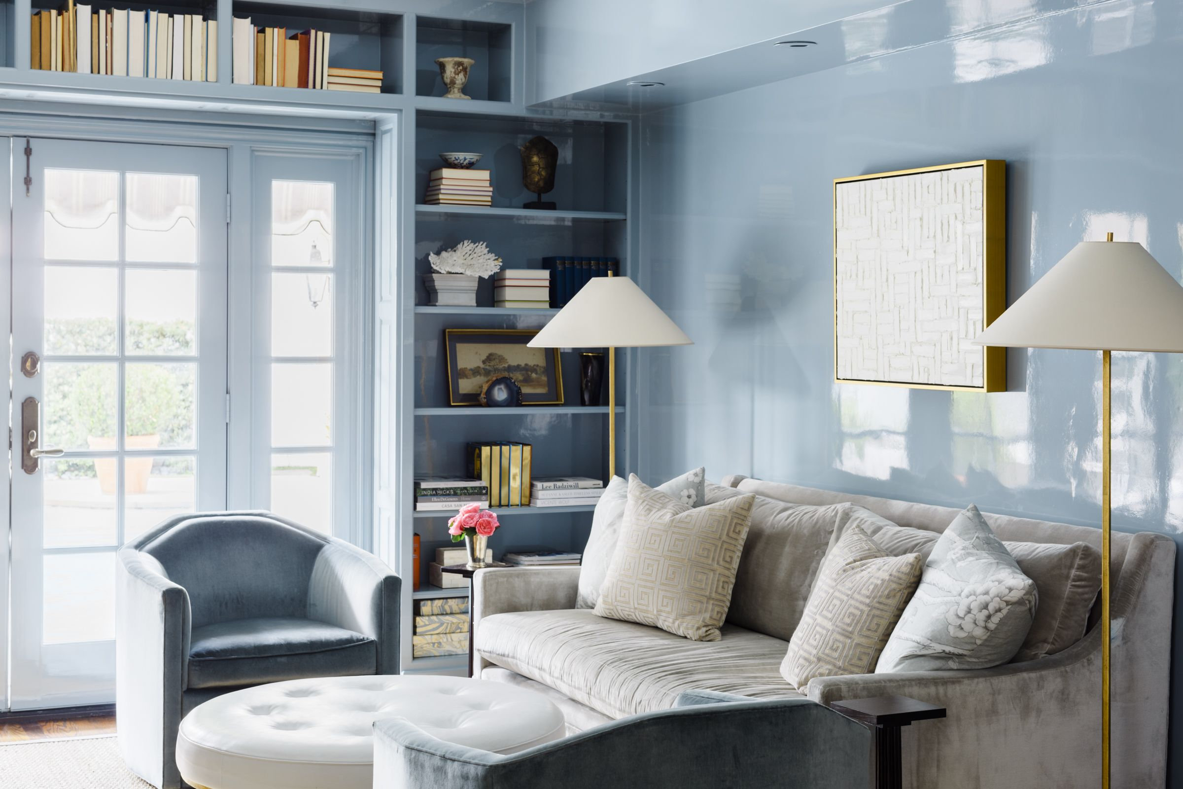 Top Designers Are Obsessed with These Brilliant Blue Paint Colors
