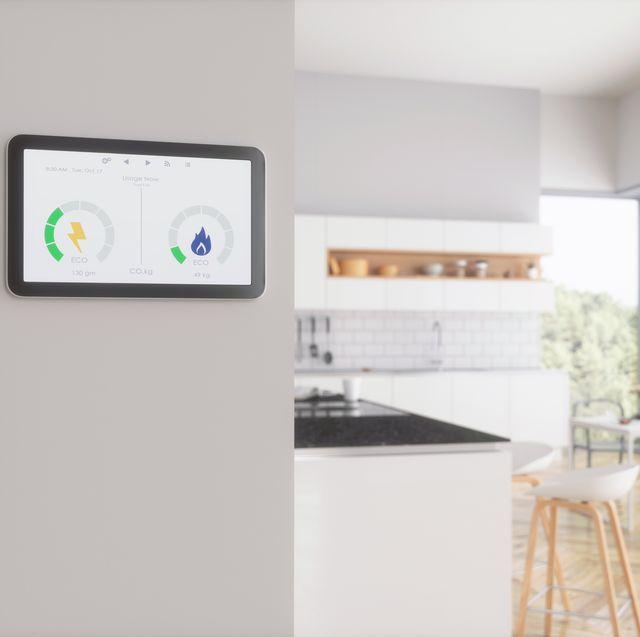 control of energy bills   home energy smart meter
