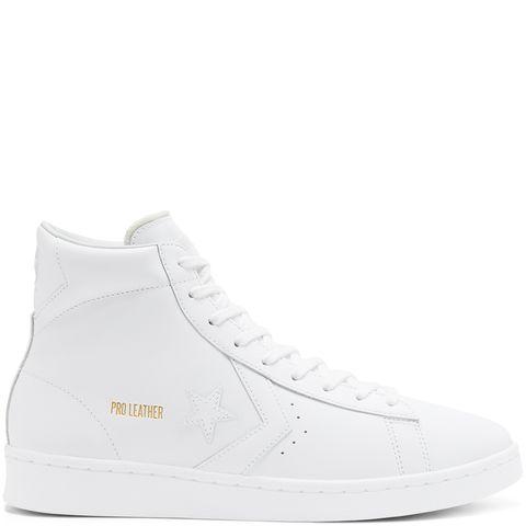 converse zapatillas piel