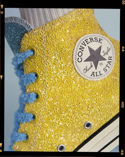 Converse, ConverseXJW Anderson, Glitter Chuck 70, JW Anderson, Run Star Hike, 帆布鞋, 鞋