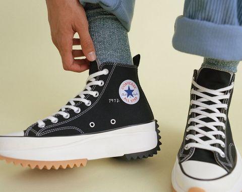 Archive Grid Chuck 70, CONVERSE, Converse x JW Anderson Grid, Run Star Hike, 厚底鞋, 球鞋, 高筒鞋