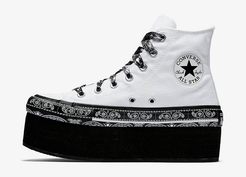 Chuck Taylor All Star Lift Converse X Miley CyrusConverse 06gYm0wD