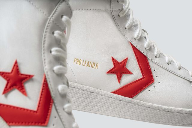 zapatillas converse pro leather high top