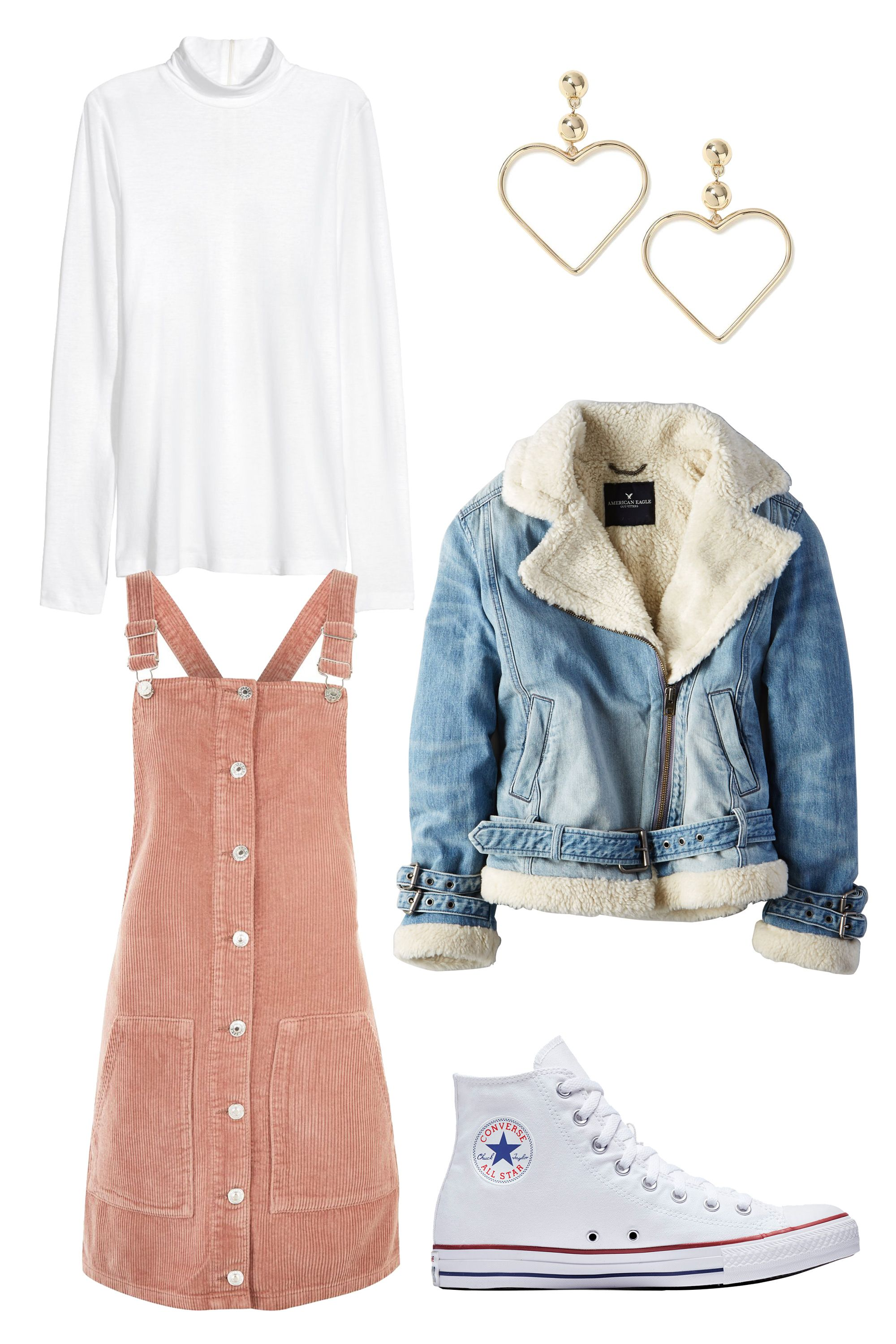 Converse Spring Style - How to Wear Sneakers for Spring