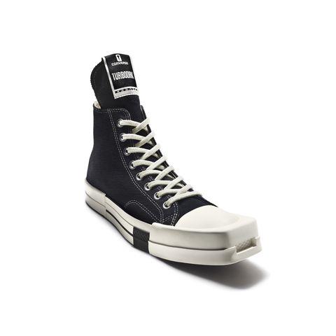 converse攜手rick owens推出最強聯名鞋款turbodrk chuck 70細節公開