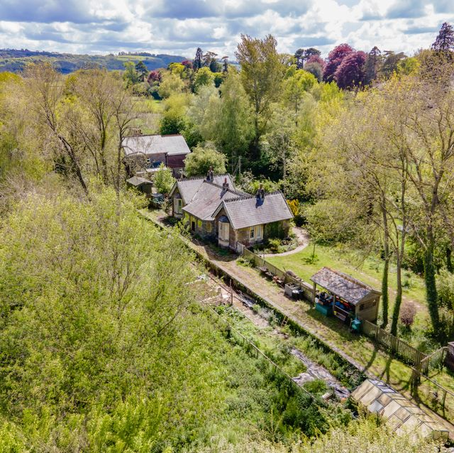 converted railway station for sale in exeter