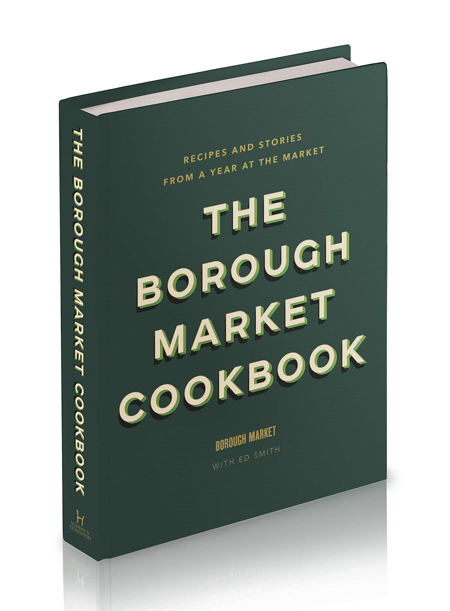 Lunchtime shopping spree: the Borough Market Cook Book