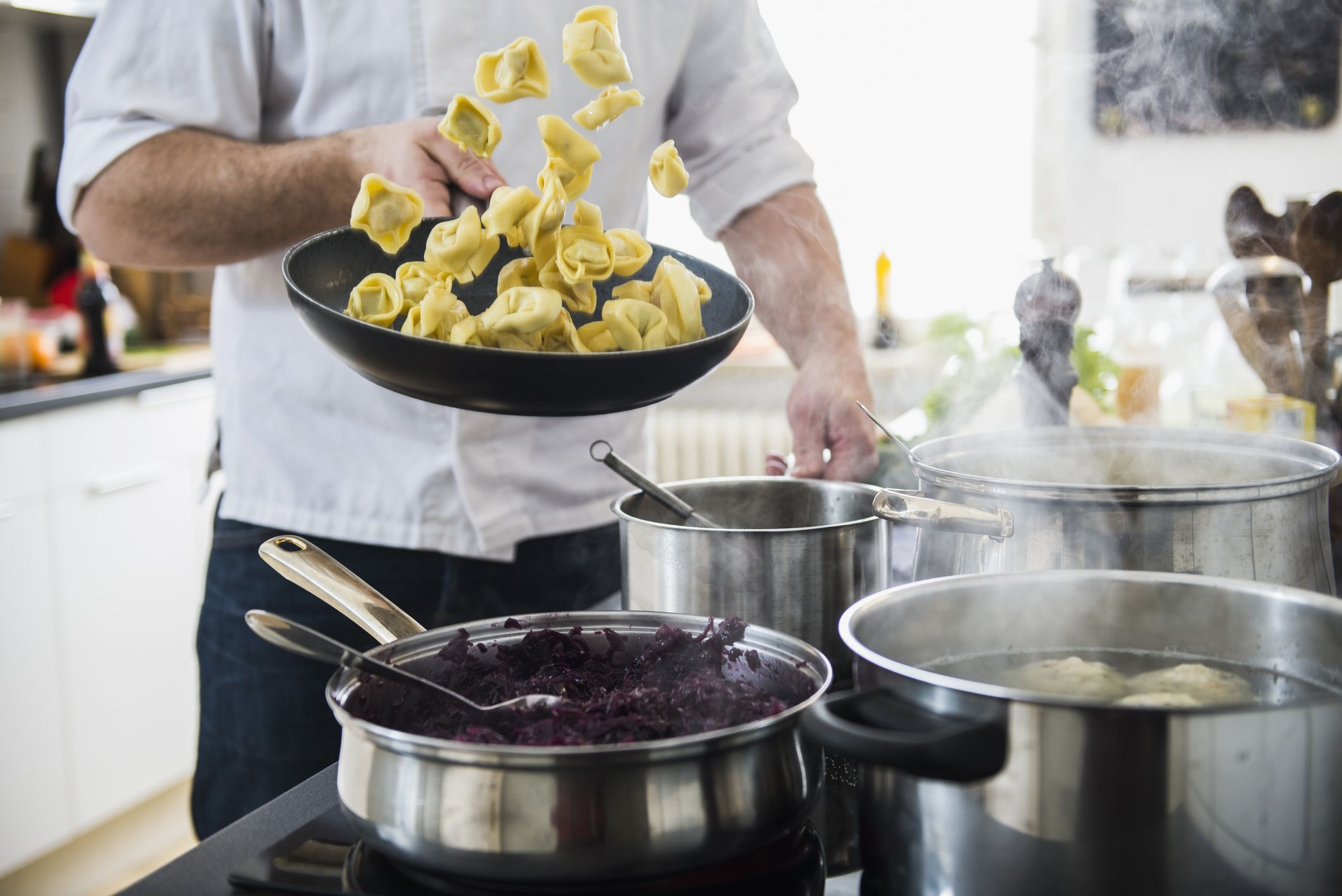 4 of the most important things you learn at cookery school