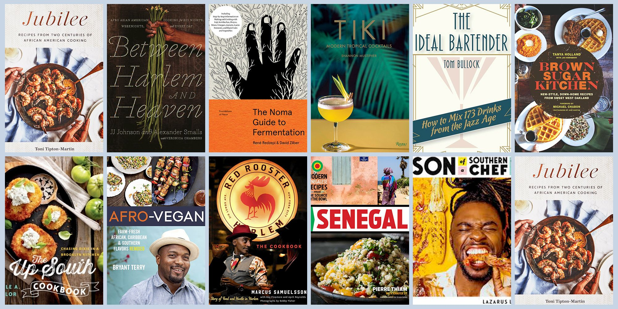 14 Essential Cookbooks by Black Chefs and Authors