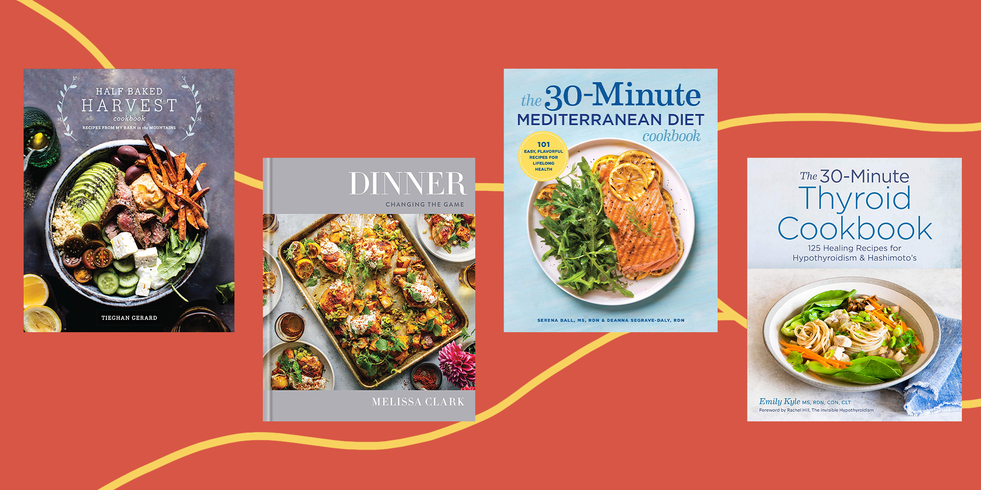 The 17 Best Healthy Cookbooks, According To Nutritionists