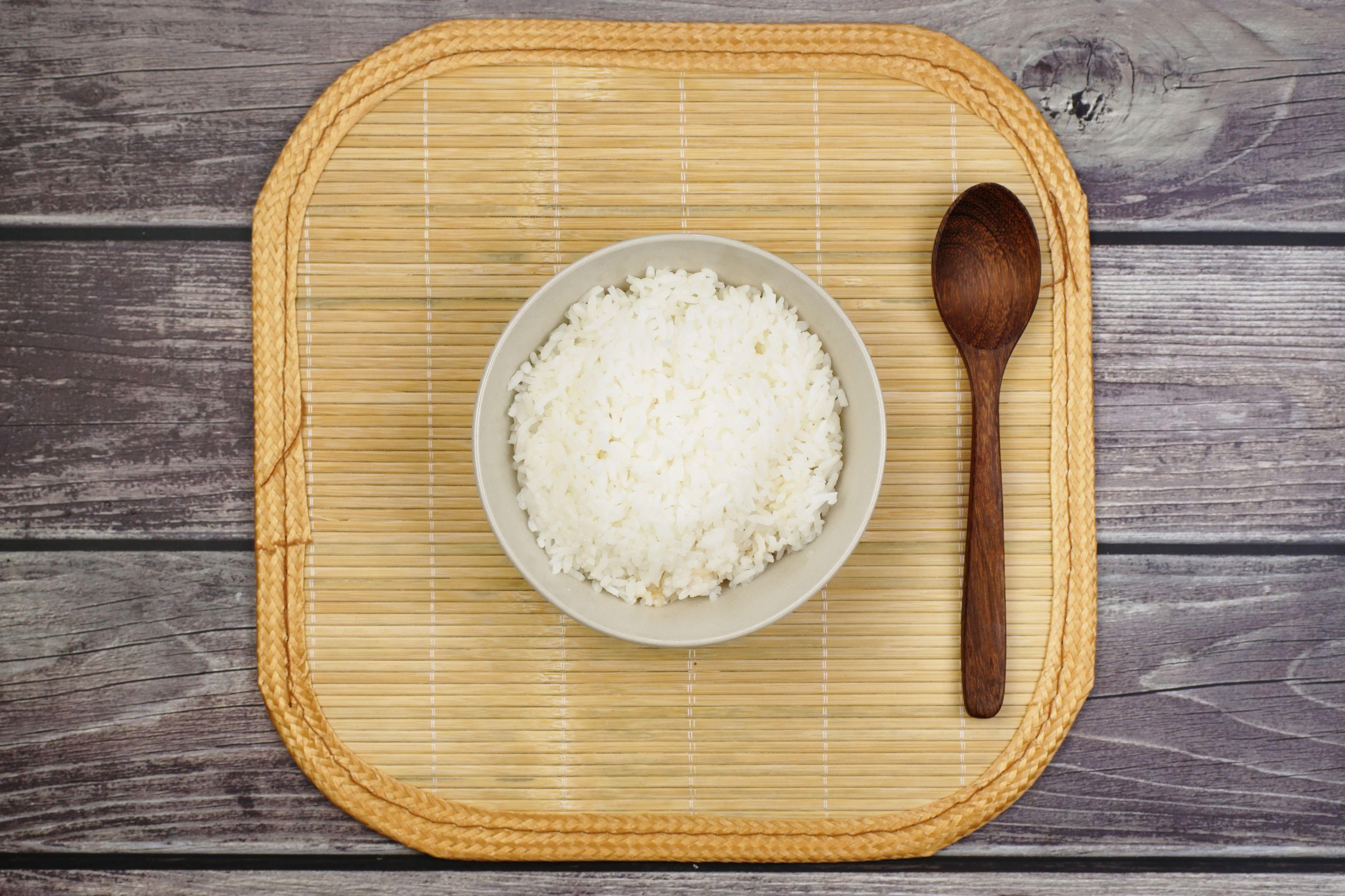 Calorias del arroz basmati cocido