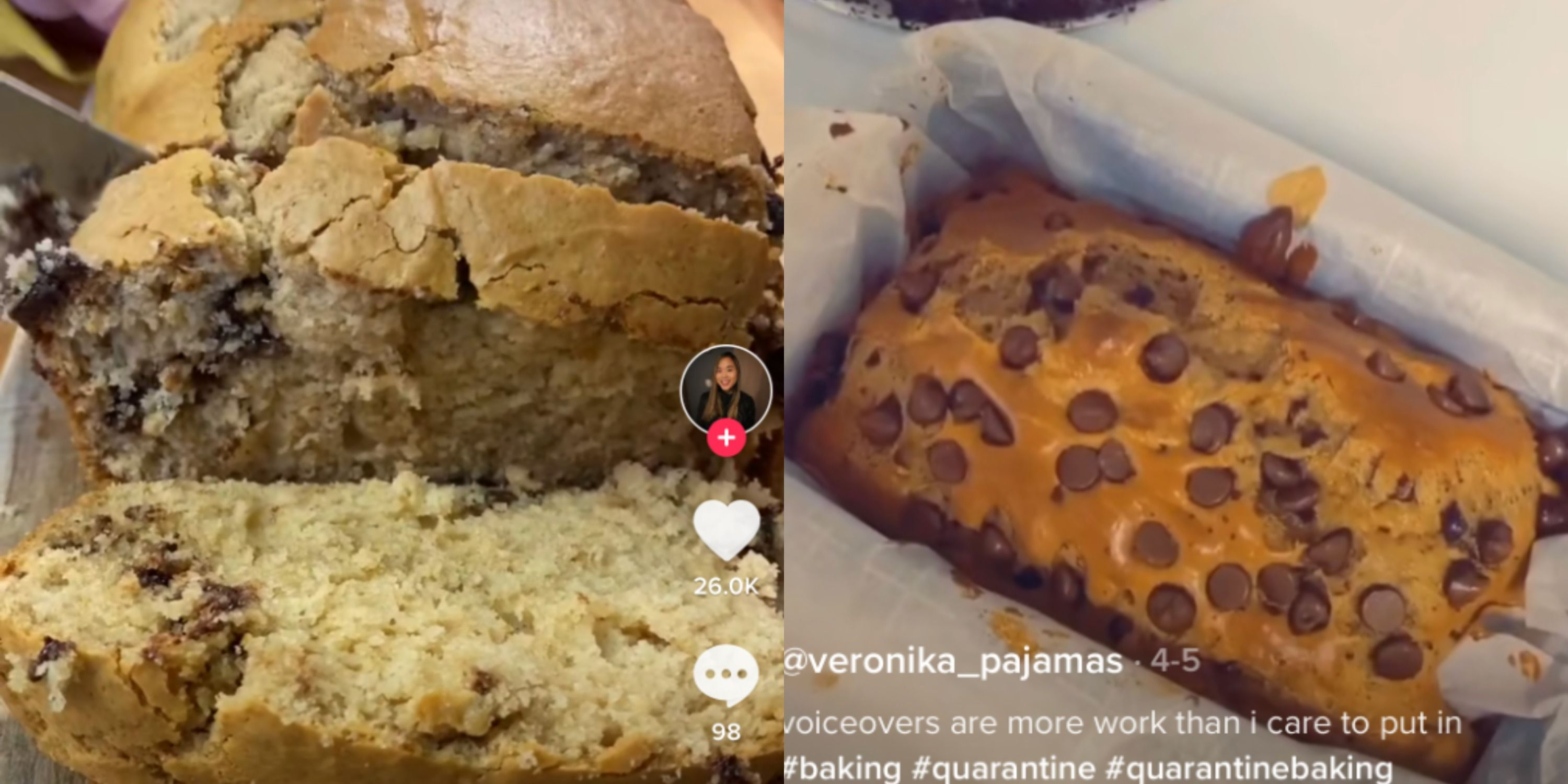 People On Tiktok Have Been Making Cookie Dough Bread