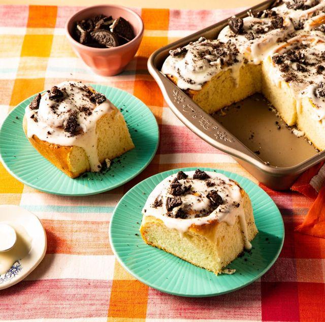 cookies and cream rolls recipe